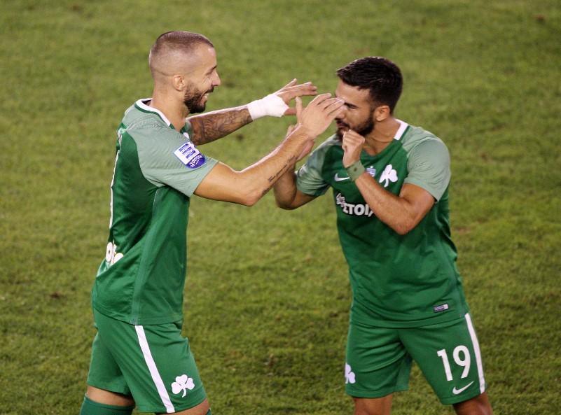 Τα πλήρη στιγμιότυπα της νίκης επί της ΑΕΛ (vid) | panathinaikos24.gr