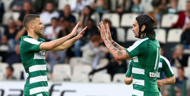 Λέτο vs Μπεργκ, σημειώσατε… διπλό! (vid)   panathinaikos24.gr