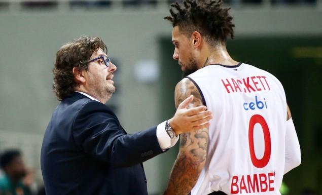 Τρινκιέρι: «Δύσκολο να κερδίσεις στο ΟΑΚΑ, το πρόγραμμα είναι παράλογο» | panathinaikos24.gr