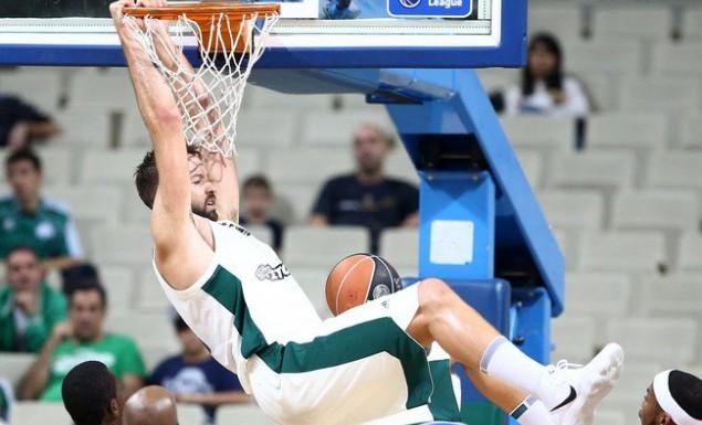 Βουγιούκας αντί Σχορτσιανίτη στο στο All Star Game!   panathinaikos24.gr
