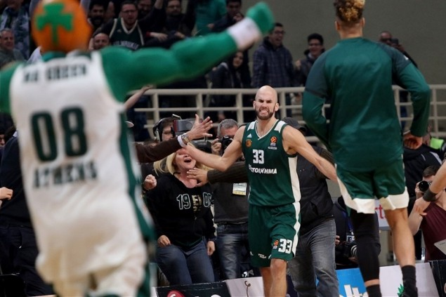 "Euroleague: ""Σφαγή"" για το πλεονέκτημα της έδρας – Το πρόγραμμα του Παναθηναϊκού   panathinaikos24.gr"
