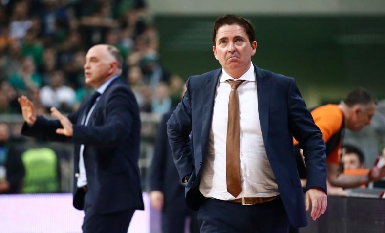 Πασκουάλ: «Δεν παίξαμε άμυνα στο δεύτερο, χάσαμε σημαντική ευκαιρία»   panathinaikos24.gr