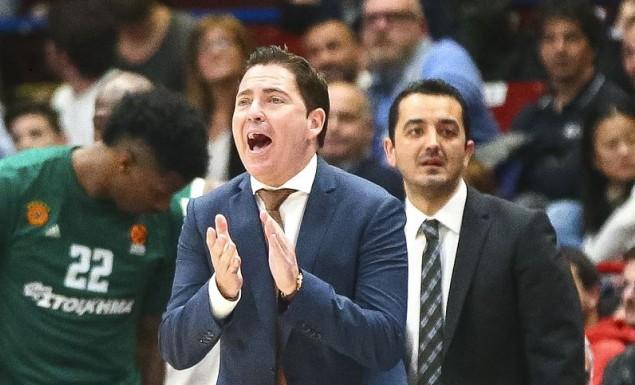 Πασκουάλ: «Απαράδεκτο πρώτο ημίχρονο, πρέπει να μας γίνει μάθημα»   panathinaikos24.gr
