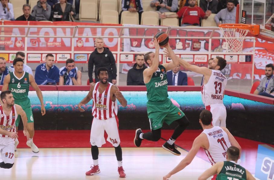 Νίκη της Ζαλγκίρις στο ΣΕΦ, πλεονέκτημα έδρας για τον Παναθηναϊκό!   panathinaikos24.gr