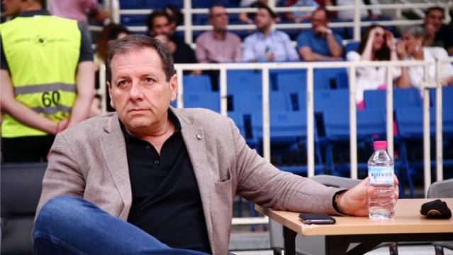 Η ατάκα του Αγγελόπουλου για τον Δημήτρη Γιαννακόπουλο | panathinaikos24.gr