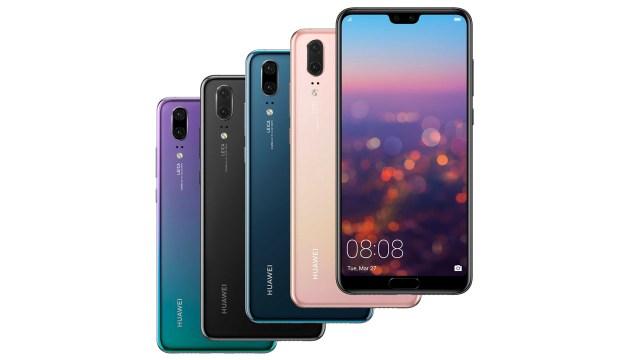 Σαρώνει σε επίπεδο πωλήσεων το Huawei P20 Pro στην Ευρώπη | panathinaikos24.gr