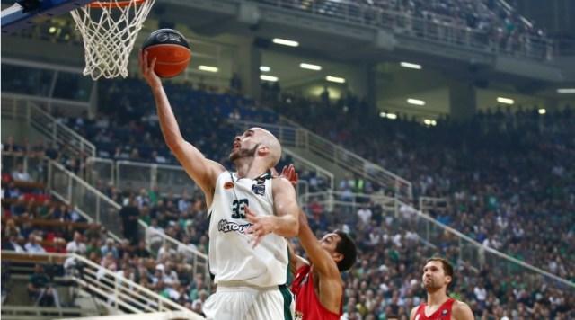 Επιστροφή στο… 2012 για Καλάθη! (pic) | panathinaikos24.gr