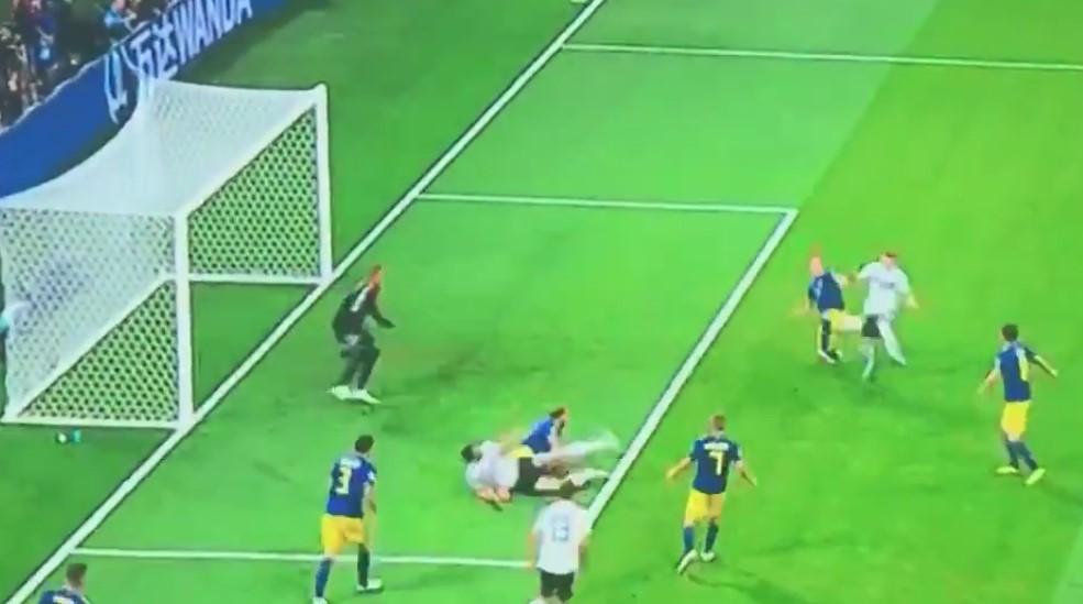 Ισοφάρισαν οι Γερμανοί, 1-1 με γκολ του Ρόις! (vid) | panathinaikos24.gr