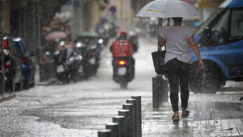 Έκτακτο δελτίο της ΕΜΥ: Καταιγίδες, ισχυροί άνεμοι και χαλάζι | panathinaikos24.gr