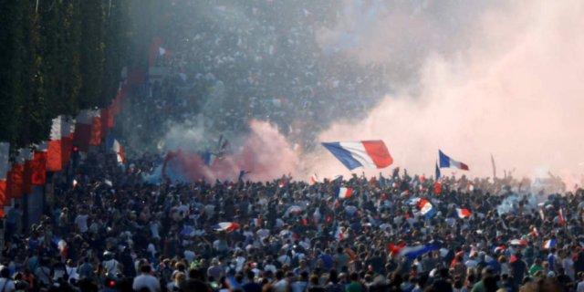Χαμός στο Παρίσι: Δείτε live! | panathinaikos24.gr