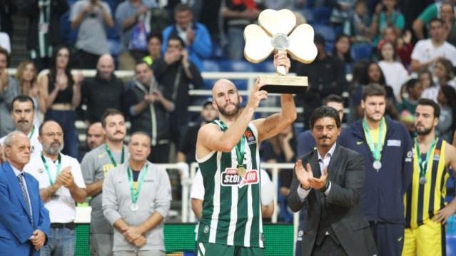 Σήκωσε το τρόπαιο του τουρνουά «Παύλος Γιαννακόπουλος» ο Παναθηναϊκός   panathinaikos24.gr