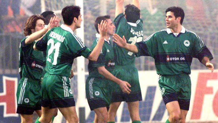 Το «καταραμένο» ματς: Το μεγαλύτερο σφυροκόπημα που έχει κάνει ελληνική ομάδα στην Ευρώπη | panathinaikos24.gr