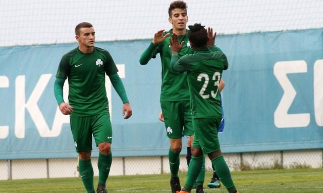 Άρεσαν οι νέοι στο 1-0 επί του Αιγινιακού | panathinaikos24.gr