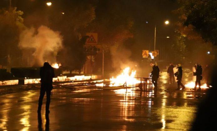 Επεισόδια στη Λεωφόρο Αλεξάνδρας | panathinaikos24.gr