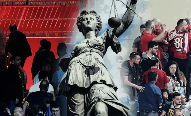 60.000 ευρώ πρόστιμο η τιμωρία του Ολυμπιακού! | panathinaikos24.gr