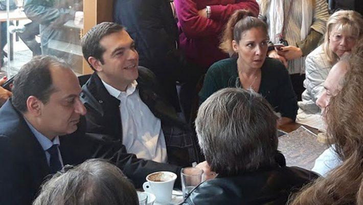 «Πάγωσαν» όλοι με την ατάκα Τσίπρα σε πυρόπληκτη στο Μάτι! (vid)   panathinaikos24.gr