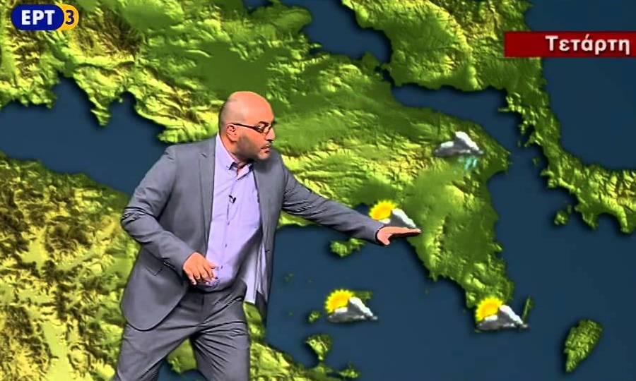 Έρχονται πιο πολλά χιόνια την Πρωτοχρονιά – Τι προβλέπει ο Σάκης Αρναούτογλου (video) | panathinaikos24.gr