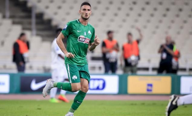 Παναθηναϊκός-ΑΕΛ: Το 1-0 με τον Μακέντα (vid) | panathinaikos24.gr