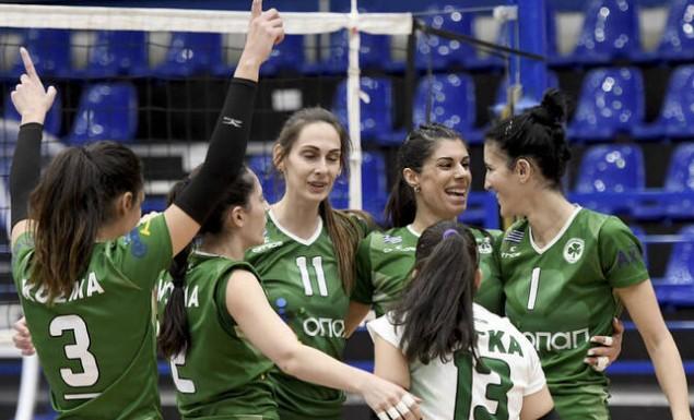 Παναθηναϊκός: Άνετη νίκη στα Βριλήσσια   panathinaikos24.gr