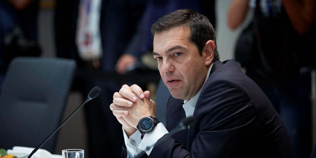 Του βάζουν δύσκολα: Ποιος δημοσιογράφος του ΣΚΑΪ θα αναλάβει την ανάκριση του Αλέξη Τσίπρα (pics) | panathinaikos24.gr