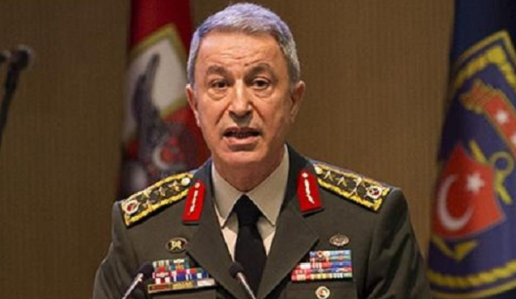 Προκλητικές δηλώσεις από τον Τούρκο υπουργό Άμυνας! | panathinaikos24.gr
