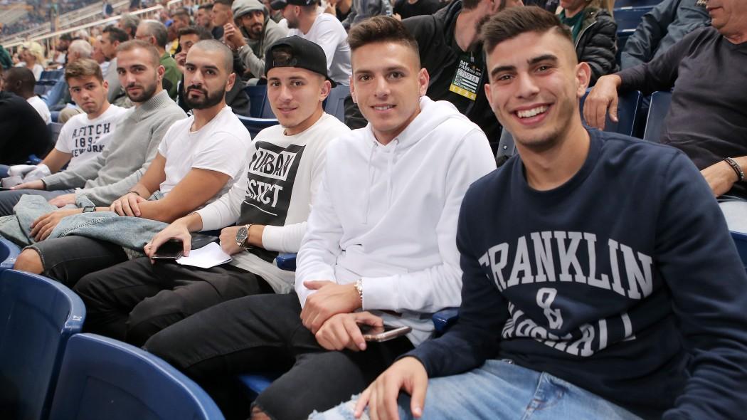 Χατζηγιοβάνης, Μπουζούκης και… Θύρα 13 σε παράνοια! | panathinaikos24.gr