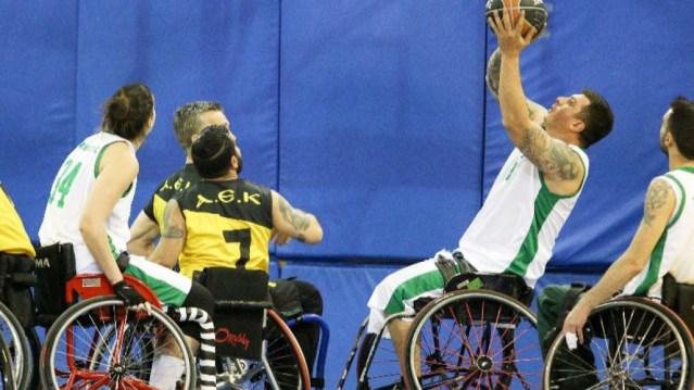 Συγκινητικές στιγμές και σύλλογος μεγάλος με τους αθλητές του μπάσκετ ΑΜΕΑ του Παναθηναϊκού (vid) | panathinaikos24.gr