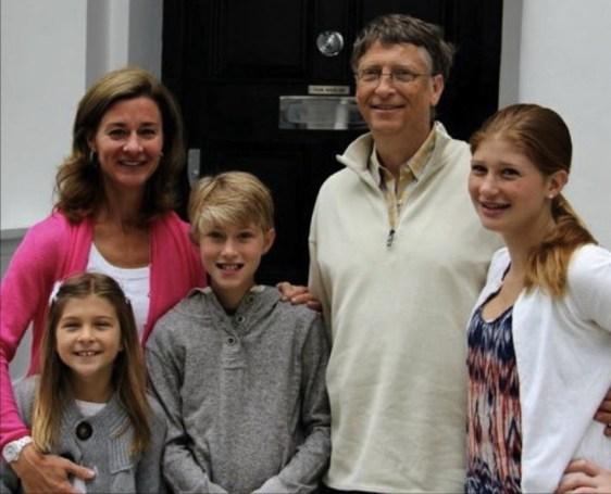 Απίστευτο! Δείτε πόσα θα κληρονομήσουν τα παιδιά του Μπιλ Γκέιτς | panathinaikos24.gr