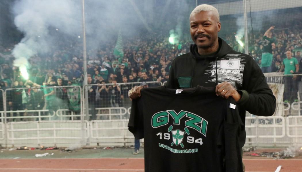 Έφυγε από το γήπεδο άρον – άρον ο Σισέ!   panathinaikos24.gr