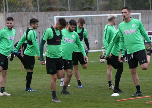 Φεύγουν επτά παίκτες από τον Παναθηναϊκό   panathinaikos24.gr