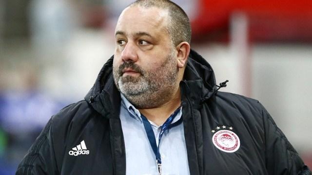 Τέλος ο Καραπαπάς από υπεύθυνος επικοινωνίας στον Ολυμπιακό | panathinaikos24.gr