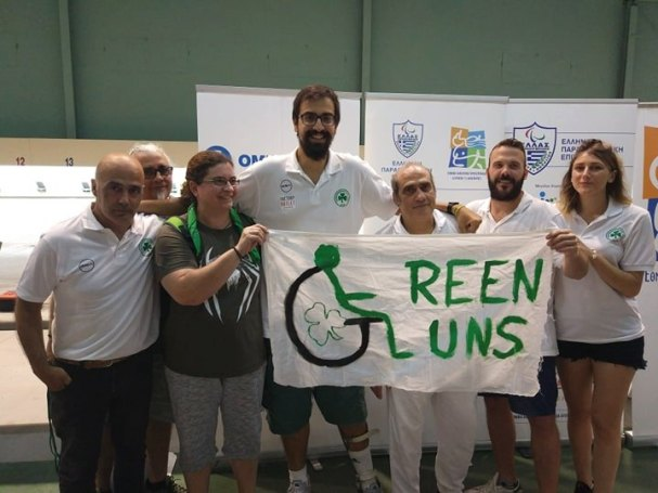 Έγραψε ιστορία η «πράσινη» σκοποβολή ΑμεΑ | panathinaikos24.gr