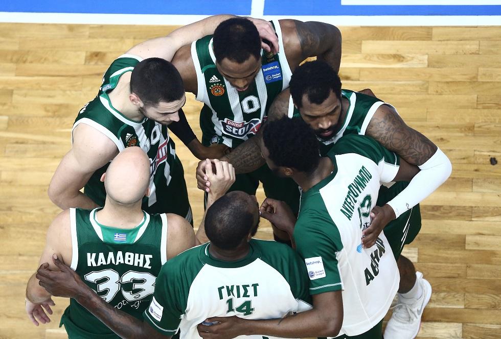 Πράξη δεύτερη στο ΟΑΚΑ, στόχος το 2-0   panathinaikos24.gr