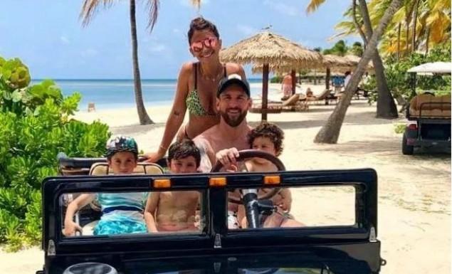 Άτιμη κοινωνία! Σε αυτή τη βιλάρα στην Καραϊβική κάνει διακοπές ο Μέσι (pics) | panathinaikos24.gr