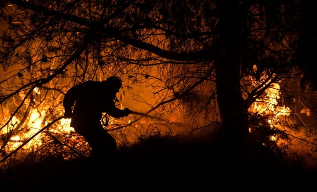 Φωτιά στην Εύβοια: Καλύτερη η εικόνα – Τρεις ύποπτοι για εμπρησμό   panathinaikos24.gr