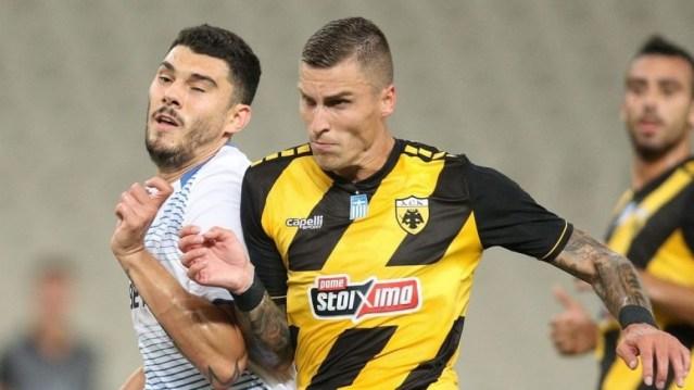 Ξέφυγε ο Βράνιες: Χαστούκισε αντίπαλο και έριξε αγκωνιά σε άλλον στην ίδια φάση! (vid)   panathinaikos24.gr