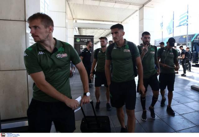 Αναχώρησε για Θεσσαλονίκη ο Παναθηναϊκός (Pics)   panathinaikos24.gr
