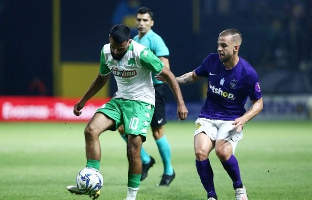 Το αδιανόητο λάθος του Ζαχίντ για το 1-0 του Αρη (vid) | panathinaikos24.gr