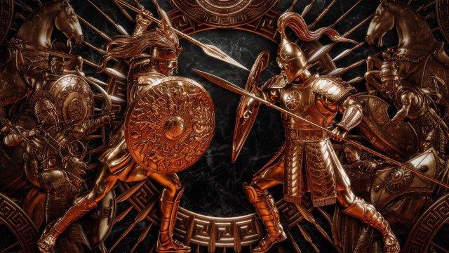 O Τρωικός Πόλεμος στη σειρά Total War videogames (trailer) | panathinaikos24.gr