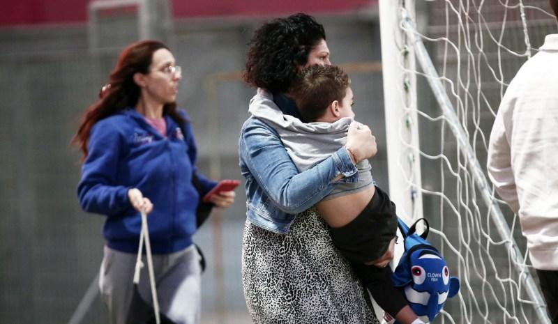 Το βίντεο της ντροπής: Έτσι άρχισαν τα επεισόδια στο Ρέντη (vid) | panathinaikos24.gr