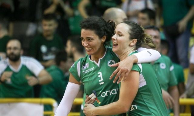 Τα φίνα κορίτσια φώναξαν «παρών» κόντρα στον ΠΑΟΚ! | panathinaikos24.gr
