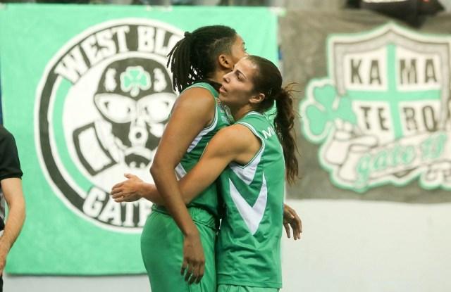 Πήραν την πρώτη νίκη τα κορίτσια του μπάσκετ | panathinaikos24.gr