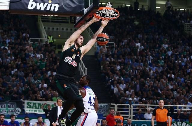Αυτός είναι ο Big Papa! | panathinaikos24.gr