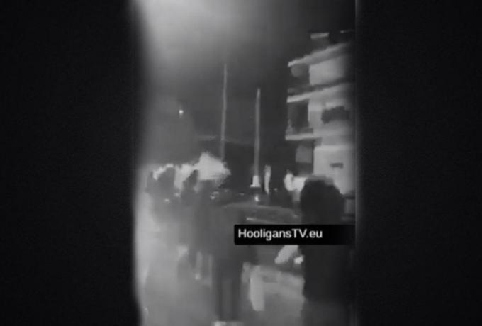Βίντεο – ντοκουμέντο: Τα σοβαρά επεισόδια Παναθηναϊκών – Ολυμπιακών στα Πετράλωνα | panathinaikos24.gr