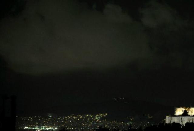 Καιρός -«Βικτόρια»: H κακοκαιρία έφτασε στην Αττική | panathinaikos24.gr