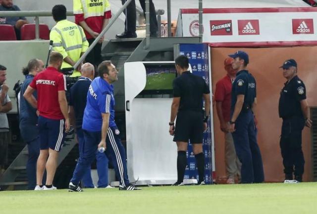 «Χάθηκε το ριπλέι του Μπαράλες γιατί μπήκαμε 1,5 ώρα πριν το ματς στο Καραϊσκάκη»! | panathinaikos24.gr