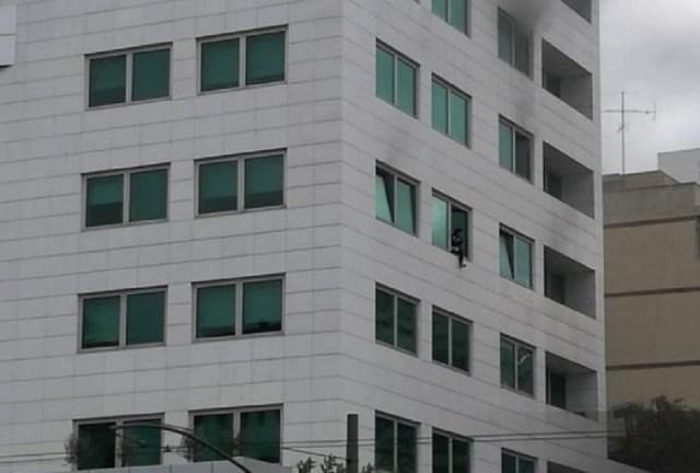 Έκτακτο: Φωτιά σε ξενοδοχείο στη Λεωφόρο Συγγρού – Πληροφορίες για εγκλωβισμένους στο κτίριο | panathinaikos24.gr