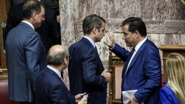 Η κρίσιμη ώρα: Η απόφαση του Κυριάκου για των Άδωνη. Τελειώνει από τη κυβέρνηση; | panathinaikos24.gr