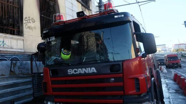 Φωτιά τώρα στο κέντρο της Αθήνας! | panathinaikos24.gr