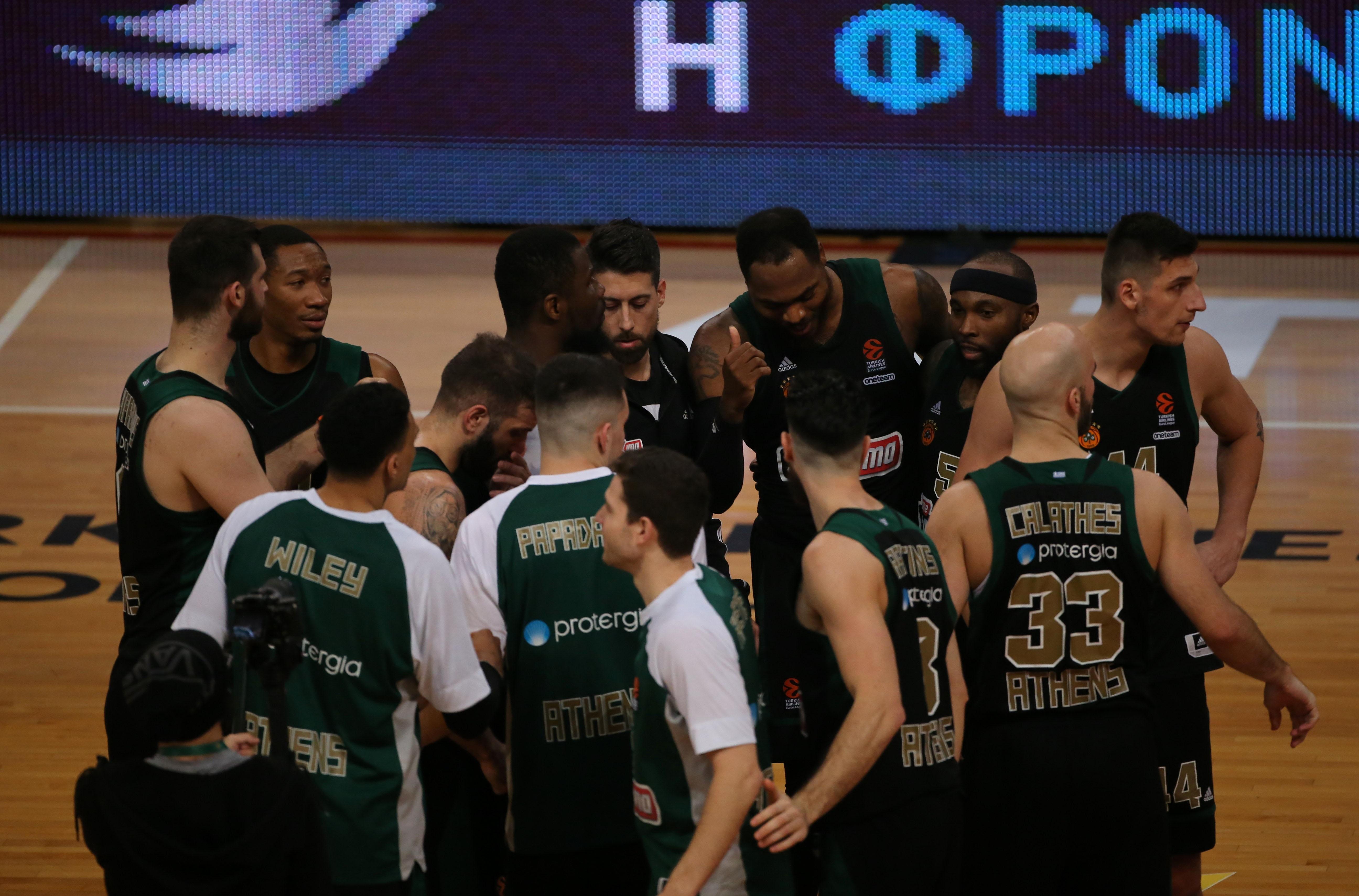 Παναθηναϊκός: Η παρακάμερα της νίκης με Ζενίτ (Vid) | panathinaikos24.gr
